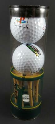 Sony PlayStation Hot Shots Golf FORE Golf Ball SET! SUPER RARE!!