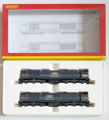 Hornby Railways (R2336) Mainline - Co-Co Diesel Pack - Class 58003 -005 (Boxed)