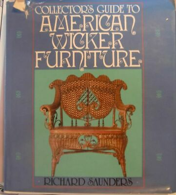 Collector's Guide to American Wicker Furniture - Victorian Firescreen, Babywagen