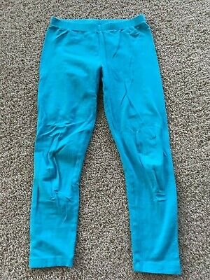 Circo Girls Blue Leggings Size M(7/8) VGUC
