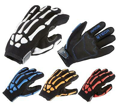 Childrens Kids QUALITY MX Motocross GLOVES BMX ATV Quad Cycle Off Road