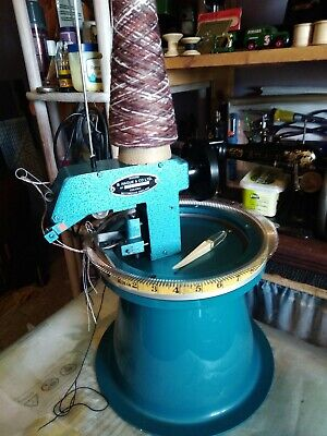 Hague knitting linker, GWO, good condition, fully tested