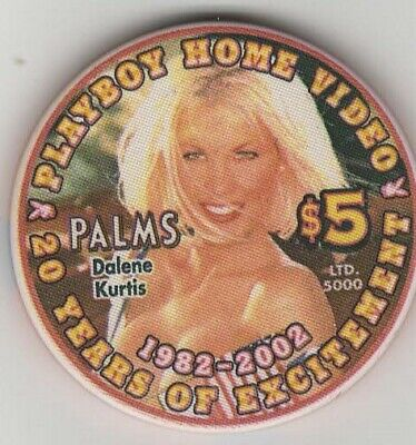 Palms Playboy Casino Chip Dalene Kurtis 20 Years Of Excitement Home Video