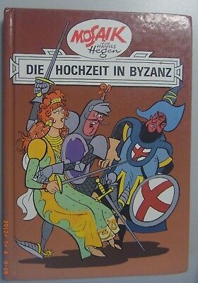 Mosaic by Hannes Hegen ~ Wedding in Byzanz~Band 5 Publisher Young World