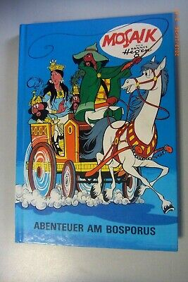 Mosaic by Hannes Hegen ~ Adventure Am Bosporus ~ Publisher Young World Band 4