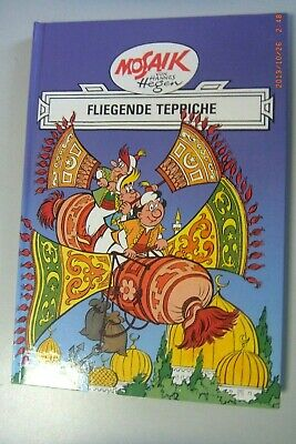 Mosaic by Hannes Hegen ~Flying Carpets~ Publisher Young World Ribbon Tie 12