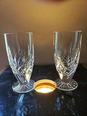 WATERFORD Lismore Crystal Lismore Iced Beverage Glass 6 1/2 inch
