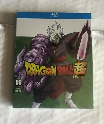 Dragon Ball Super: Part 6 Blu-ray Episodes 66 - 78 Set FREE SHIPPING & NEW