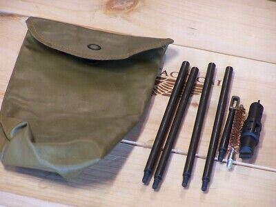 M1 Garand Cleaning Rod and Pouch.