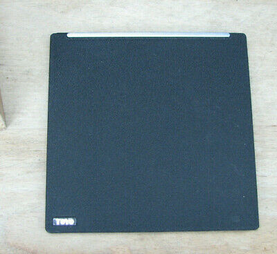 genuine Toyo field 5x4 45A  fit blank unbored or cover lens board 110mm square