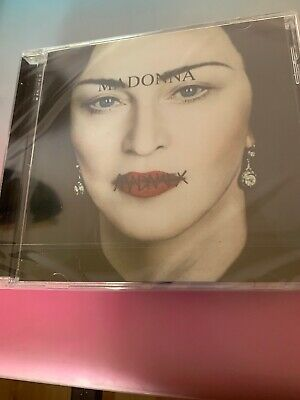 MADONNA MADAME X CD ALBUM (Released June 14th 2019)
