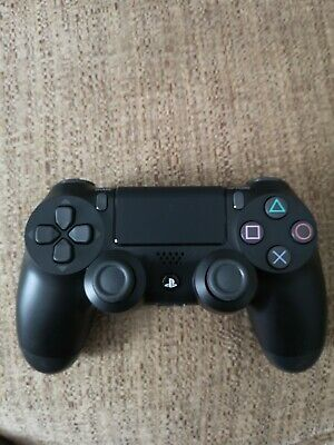 Official Playstation Dualshock 4 V2 Wireless Controller -  Black Ps4 New