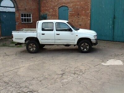 TOYOTA HILUX PICK up 4x4 double cab turbo diesel