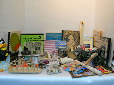 Junk Drawer & Closet Clean Out Lot #1 Old, Vintage, Antique, Collectibles & MORE