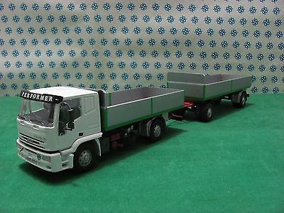 Camion Iveco Eurotech Performer Benne Fixe -1/43 Old Voitures / Gila Modèles