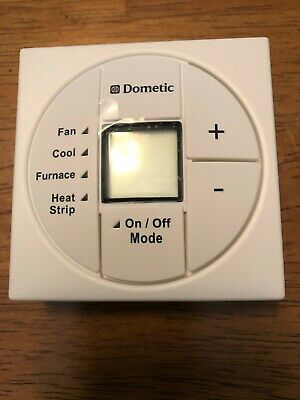 DOMETIC DUOTHERM THERMOSTAT Heat/Cool Analog Trailer RV