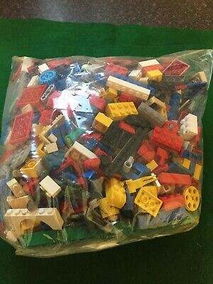 BAG OF MIXED Lego over 1kg in weight GENUINE pieces VGC
