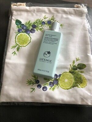 Liz Earle Instant Boost Skin Tonic And Bag