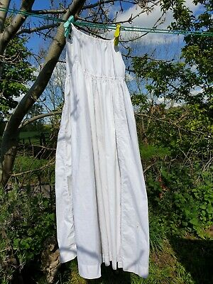 Pretty Vintage Antique Baby/Doll Dress Christening Under Gown Chest 20""