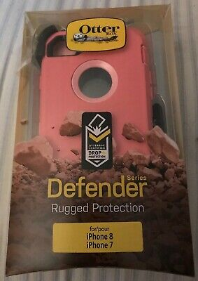 New OEM Otterbox Defender Series Case for the Iphone 7 & Iphone 8 4.7 W/ Holster