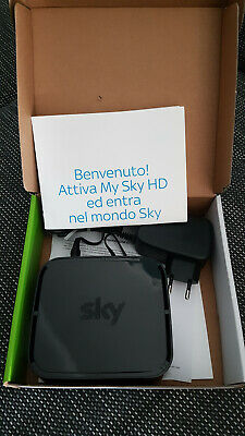 Sky Link wireless decoder MySky HD - come nuovo