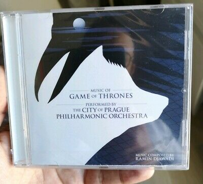 Music Of Game Of Thrones - City Of Prague Philharmonic Orchestra (CD neuf)