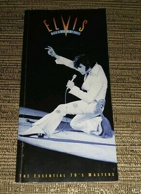 Elvis Presley The King of Rock N Roll The Complete 50's Masters Booklet No CD's