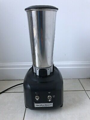 Hamilton Beach HBB250S-UK Rio Bar Blender with Stainless Steel Container (Used)
