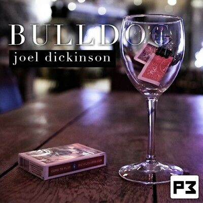 Magic Tricks JOEL DICKINSON - BULLDOG