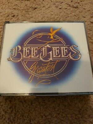 Greatest Bee Gees (CD, 1990, 2  Discs) Polygram Records 20 Tracks