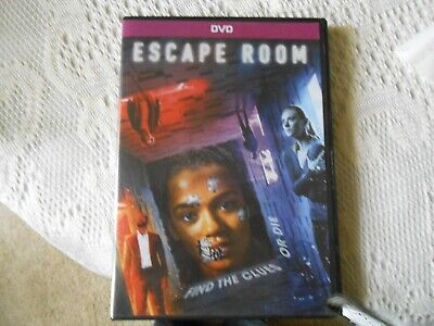 Escape Room [DVD] NEW 2019* thriller