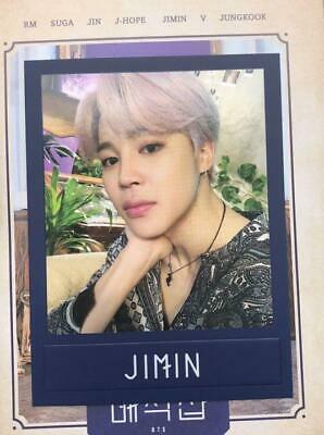 BTS MAGIC SHOP JIMIN official Mood Light photocard Army Fanmeeting 5th muster