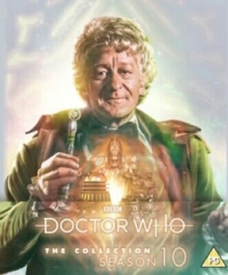 Doctor Who The Collection Season 10 Series Ten Limited Edition Region B Blu-ray