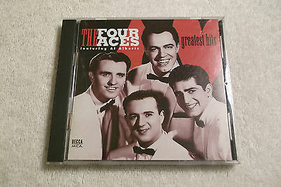 THE FOUR ACES - Greatest Hits - CD MCA 10886 / BMG - 1993 - Vocal Group