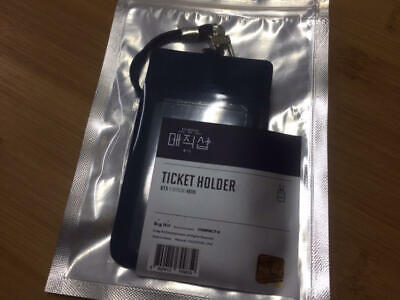 BTS MAGIC SHOP official ticket holder No photocard 5th muster fanmeeting army md