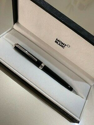 Mont Blanc PIX Black Ballpoint Pen BRAND NEW - NEVER USED