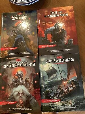 DUNGEONS & DRAGONS 5th Edition: Dungeon Master's Guide WOC A92190000
