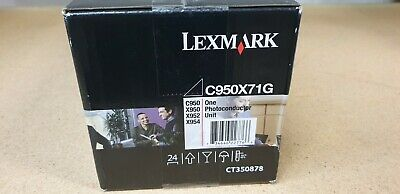 Genuine Lexmark C950X71G C950 X950 X954 Photoconductor Unit Brand New See Photo