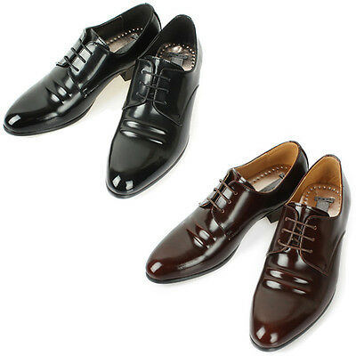 Mooda Mens Oxfords Shoes Casual Formal Lace up Dress Shoes Econo CA