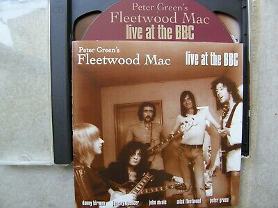 Peter Green's Fleetwood Mac–Live At The BBC 1967-1970/1995 US Castle SIS/MINT!