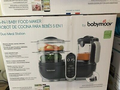 Babymoov duo meal station 5 in 1