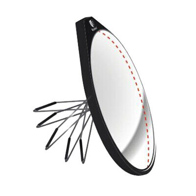 Portable Golf Wide Angle Mirror Full Swing & Putting Golf Training Aid Tools