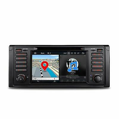 """Xtrons Android 8 Octa Core 7"""" Smart Multimedia Player for BMW E39 & E38 PB7839BP"""