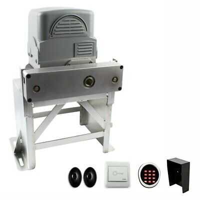 ALEKO Heavy-Duty Sliding Gate Opener Accessories Kit for Gates up to 100'-5700lb