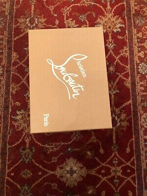 louboutin Ladies Shoe Box
