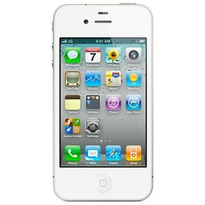 Apple iPhone 4S 16GB Black 3G Cellular Rogers/Fido MD237C/A