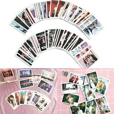 54X Set Kpop Map of The Soul: Persona BLACKPINK KILL THIS LOVE Lomo Card New