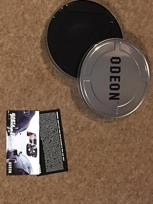Limited Edition ODEON - Fast & Furious 8 Cinema Tickets x 2 Expires 31st July 17