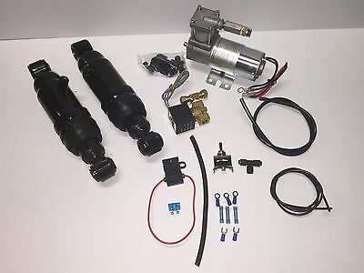 Harley Air Ride Suspension 94 to current  American Seller Fast Delivery