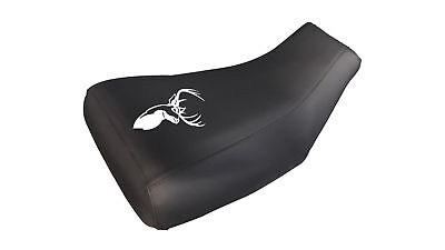 HONDA TRX450es Seat Cover Fourtrax Foreman ES in 2-tone BLACK /& CONCEAL CAMO ST